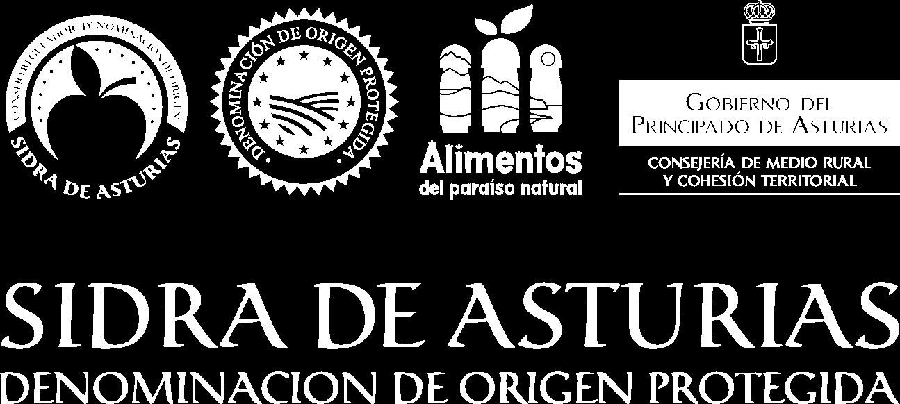 Logos DOP Sidra de Asturias